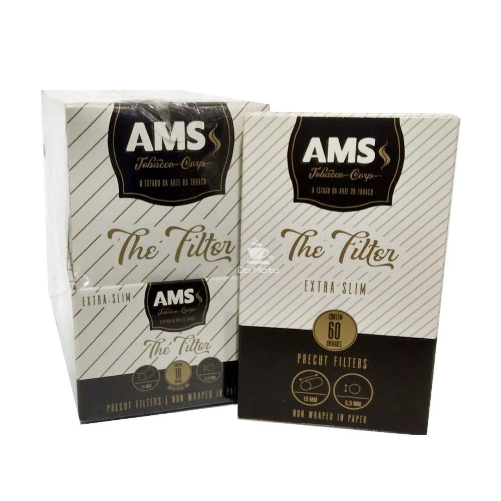 Caixa de Filtro AMS 5,5mm