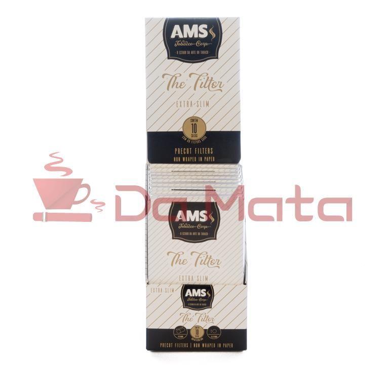 Caixa de filtro AMS Tobacco