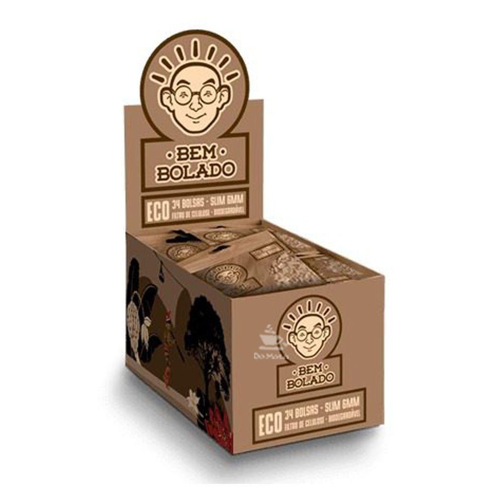 Caixa de Filtro Bem Bolado ECO Biodegradável