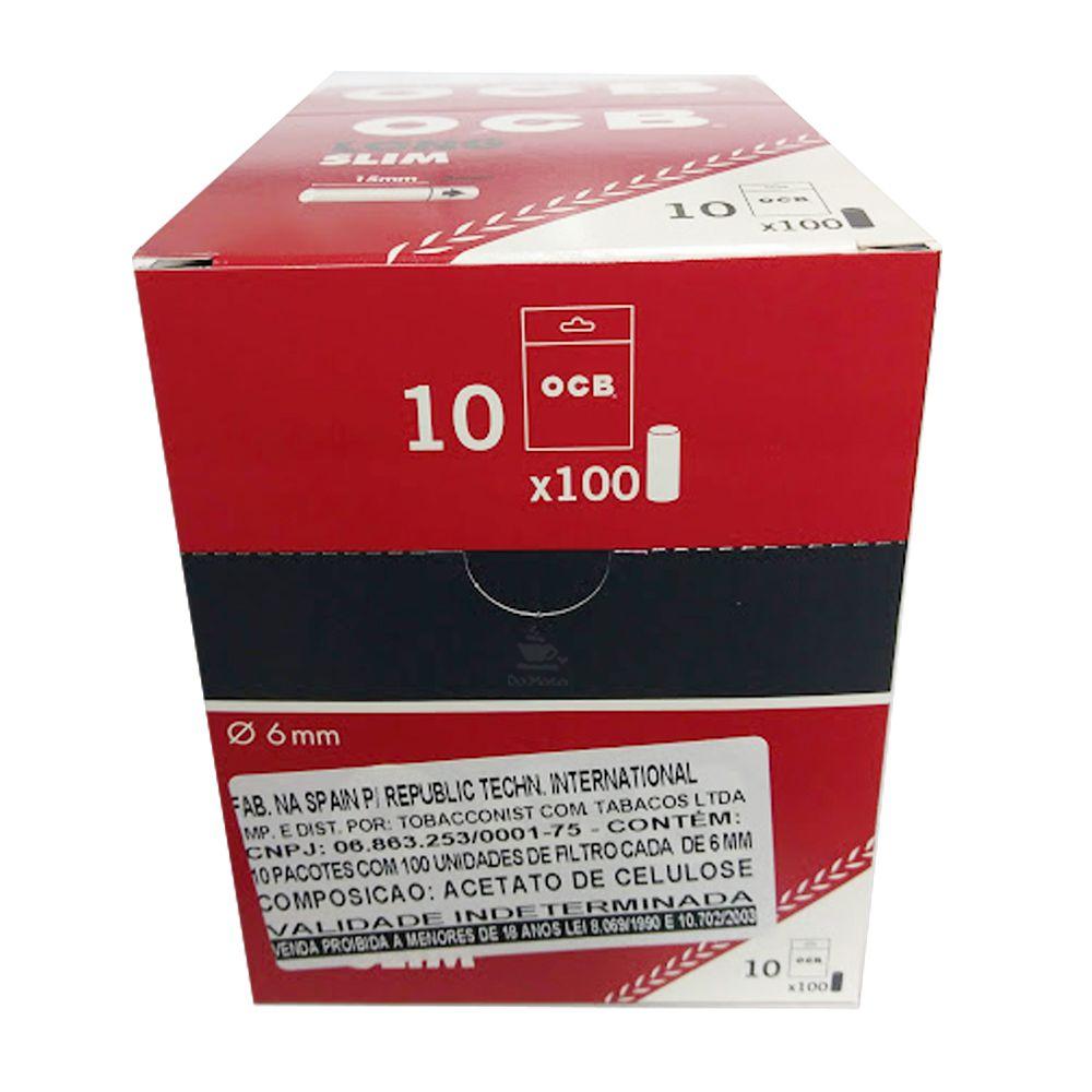 Caixa de Filtro OCB Long Slim