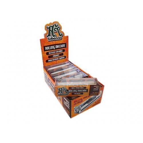 Caixa de Máquina para enrolar fumo Hi Tobacco