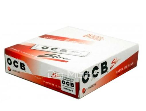 Caixa de OCB Slim White