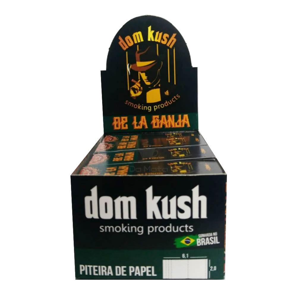 Caixa de Piteira Dom Kush De La Ganja (20mm)