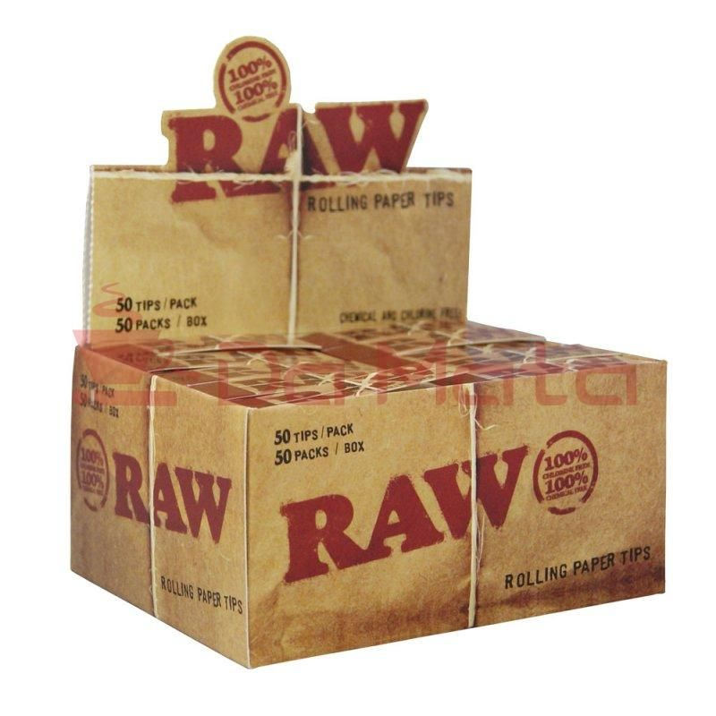 Caixa de Piteira Raw
