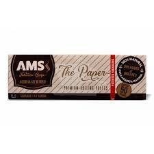 Caixa de Seda AMS White - 1 1/4