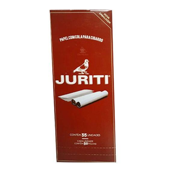 Caixa de seda com cola Juriti, 35 unidades