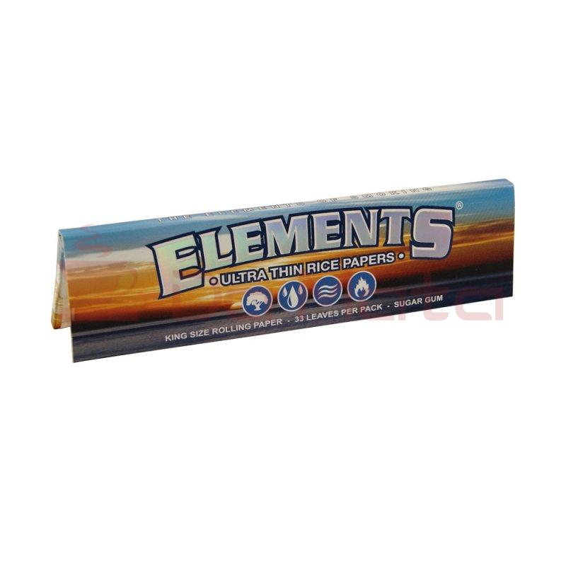 Seda Elements - King Size - Caixa c/ 50 un.