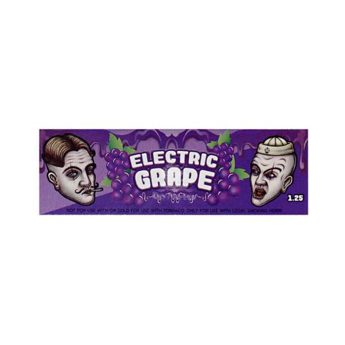 Caixa de Seda Grape Lion Rolling Circus 1 1/4