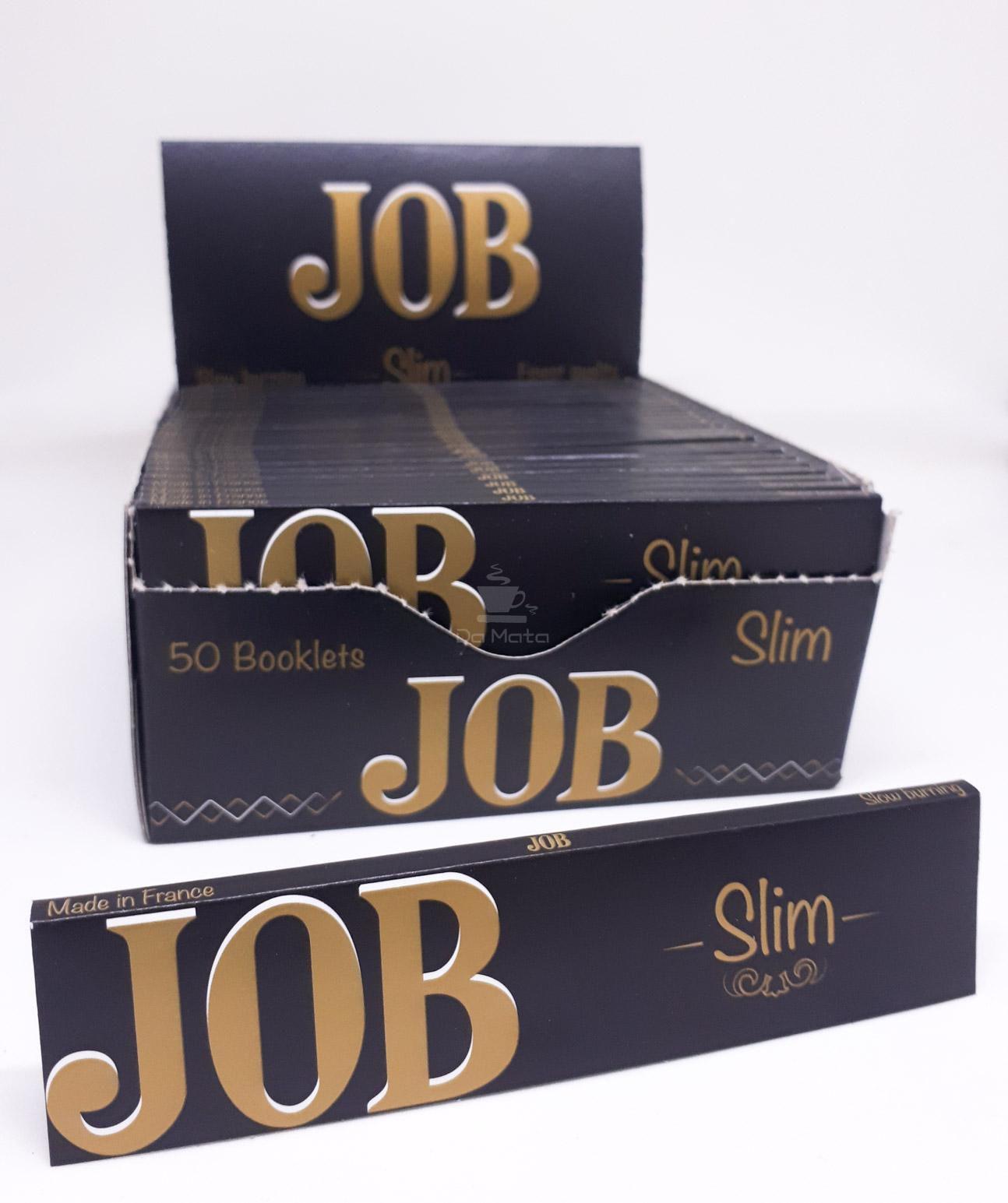 Caixa de Seda Job - França