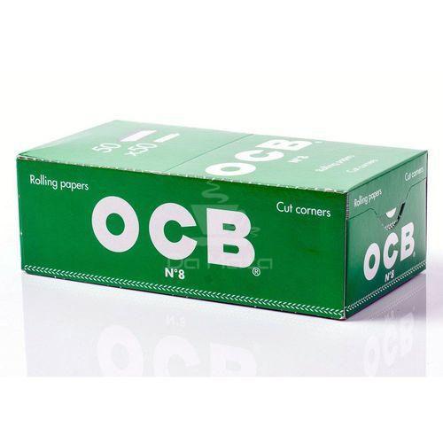 Caixa de seda OCB 70mm Green
