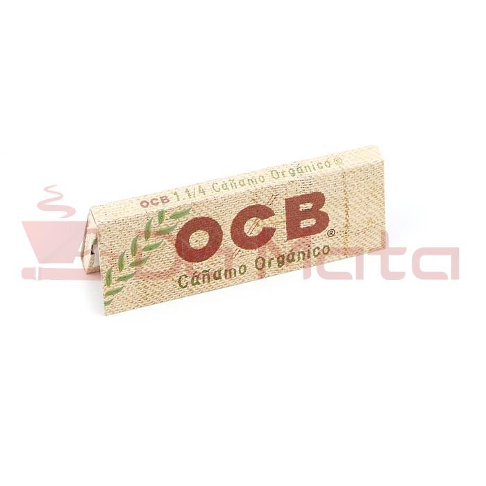 Caixa de Seda OCB Orgânica 1/4 Original