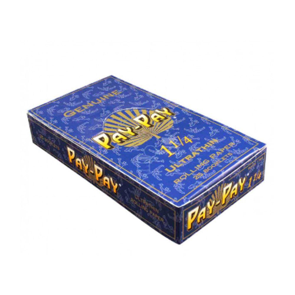 Caixa de Seda Pay-Pay Blue 1 1/4