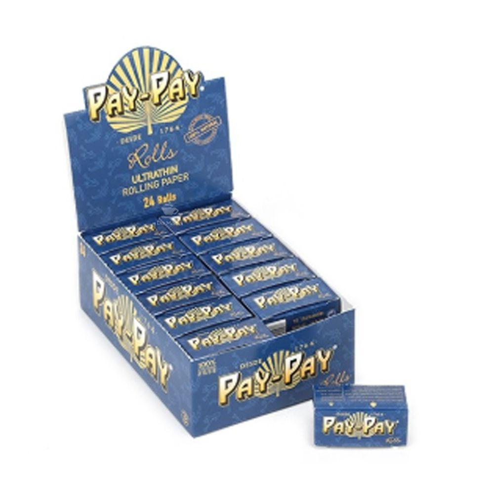 Caixa de Seda Pay-Pay Blue Rolls