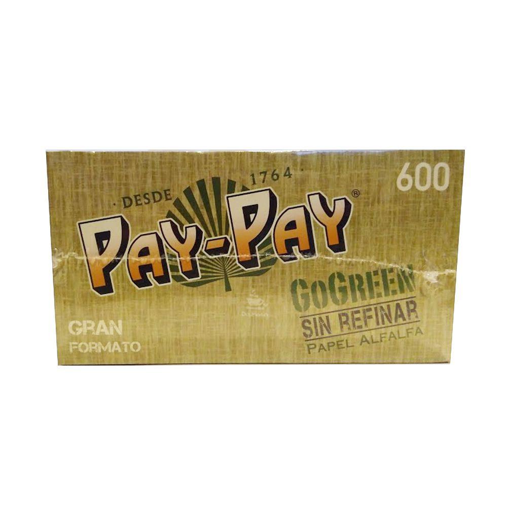 Caixa de Seda Pay-Pay GoGreen 600