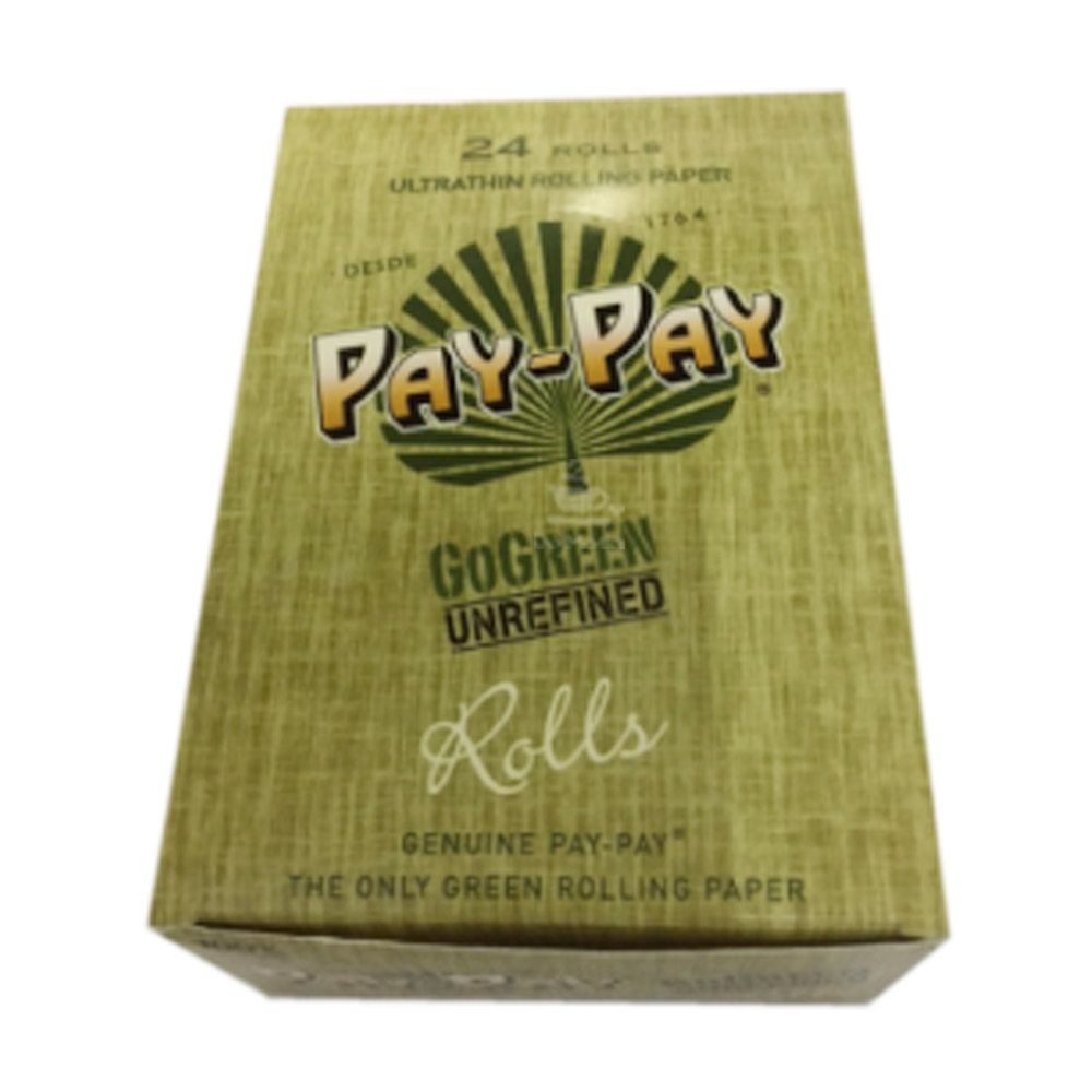 Caixa de Seda Pay-Pay GoGreen Roll