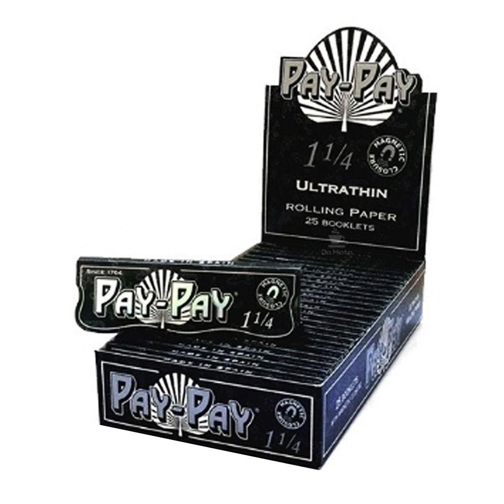 Caixa de Seda Pay-Pay Ultrathin 1 1/4