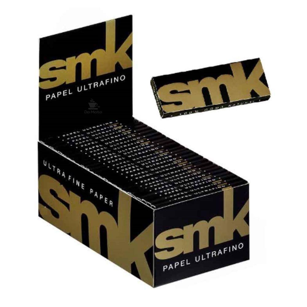 Caixa de Seda Smoking Smk 1 1/4