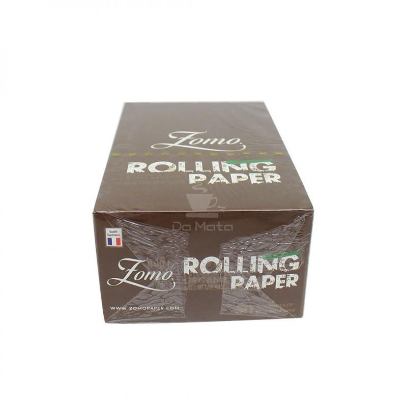 Caixa de seda Zomo Organic