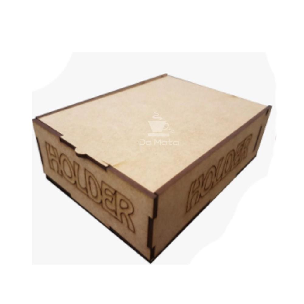 Caixa de Suporte Easy p/ Seda Holder