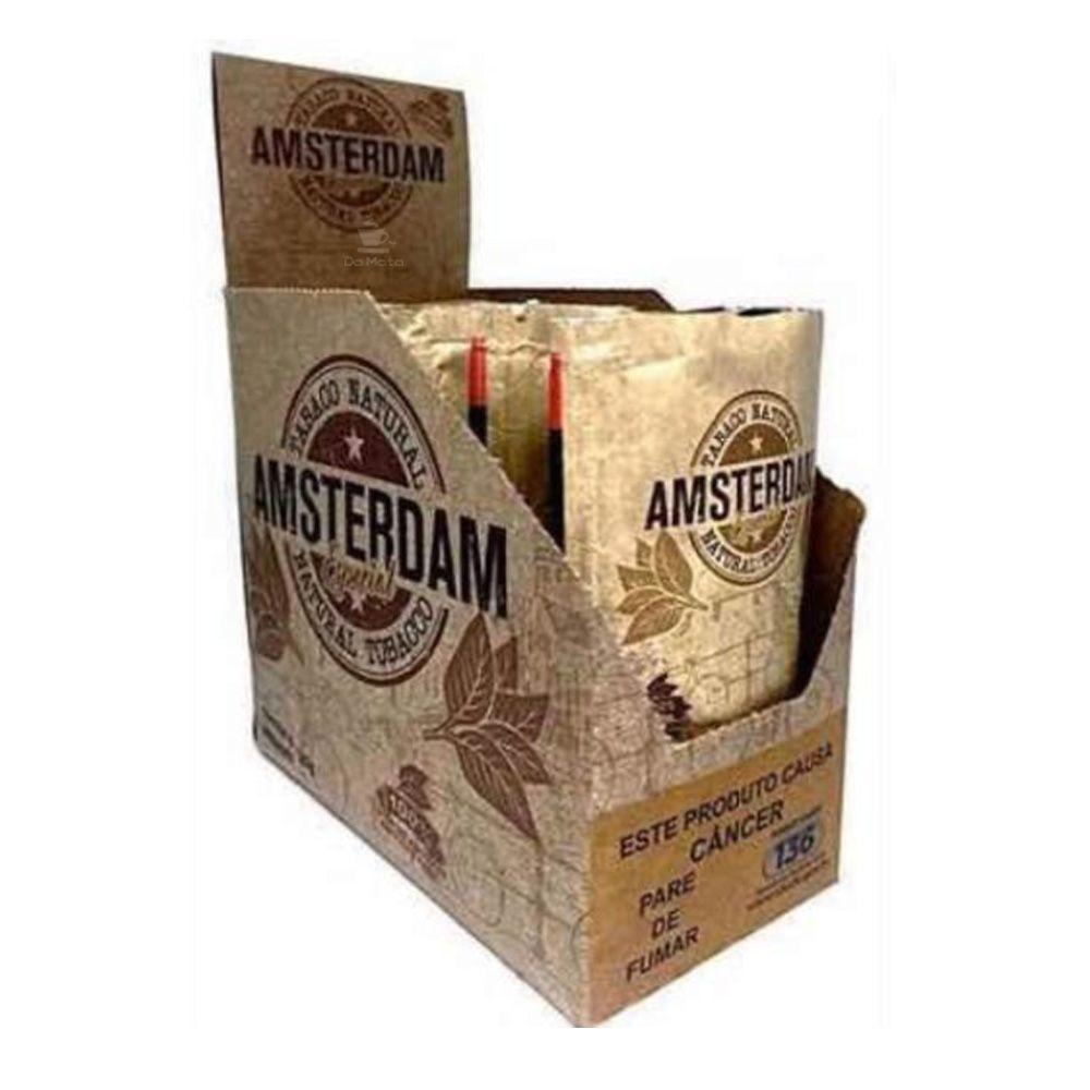 Caixa de Tabaco Amsterdam