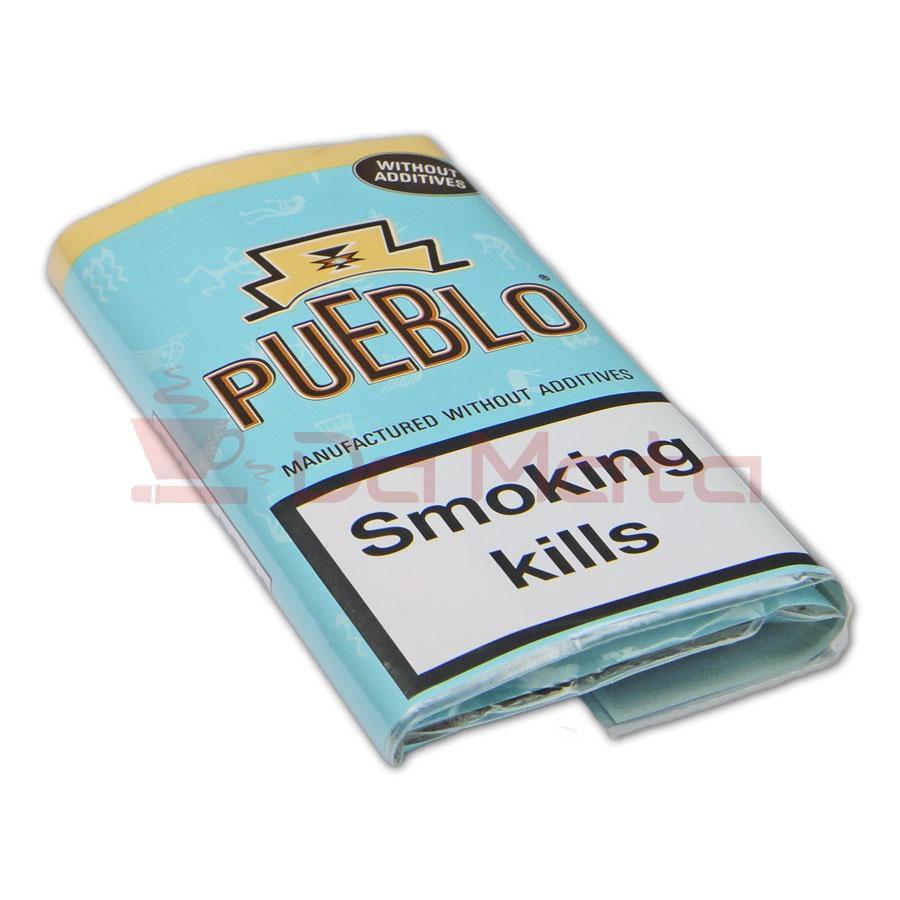 Caixa de Tabaco Pueblo - Blue