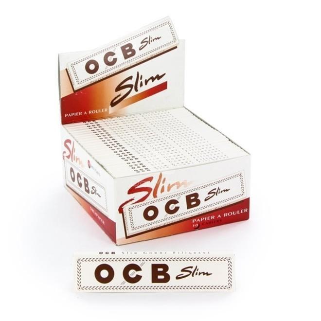 Caixa OCB White Slim