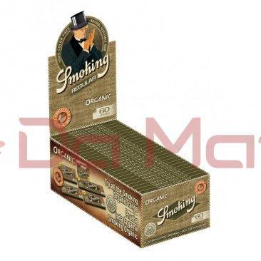 Caixa seda Smoking Organic 70mm