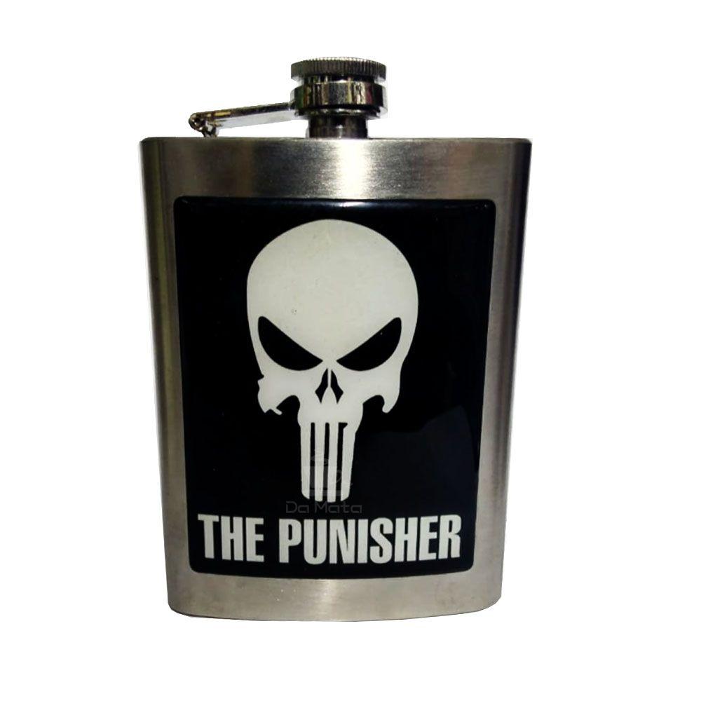 Cantil p/ Bebida The Punisher