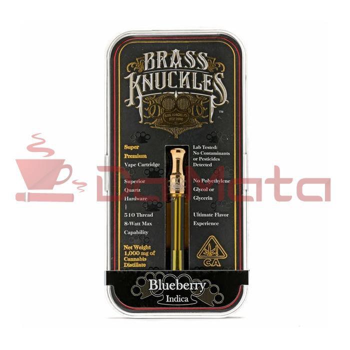 Cápsula Brass Knuckles - 1g