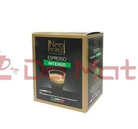 Capsula de Café Nero NobilE - Intenso