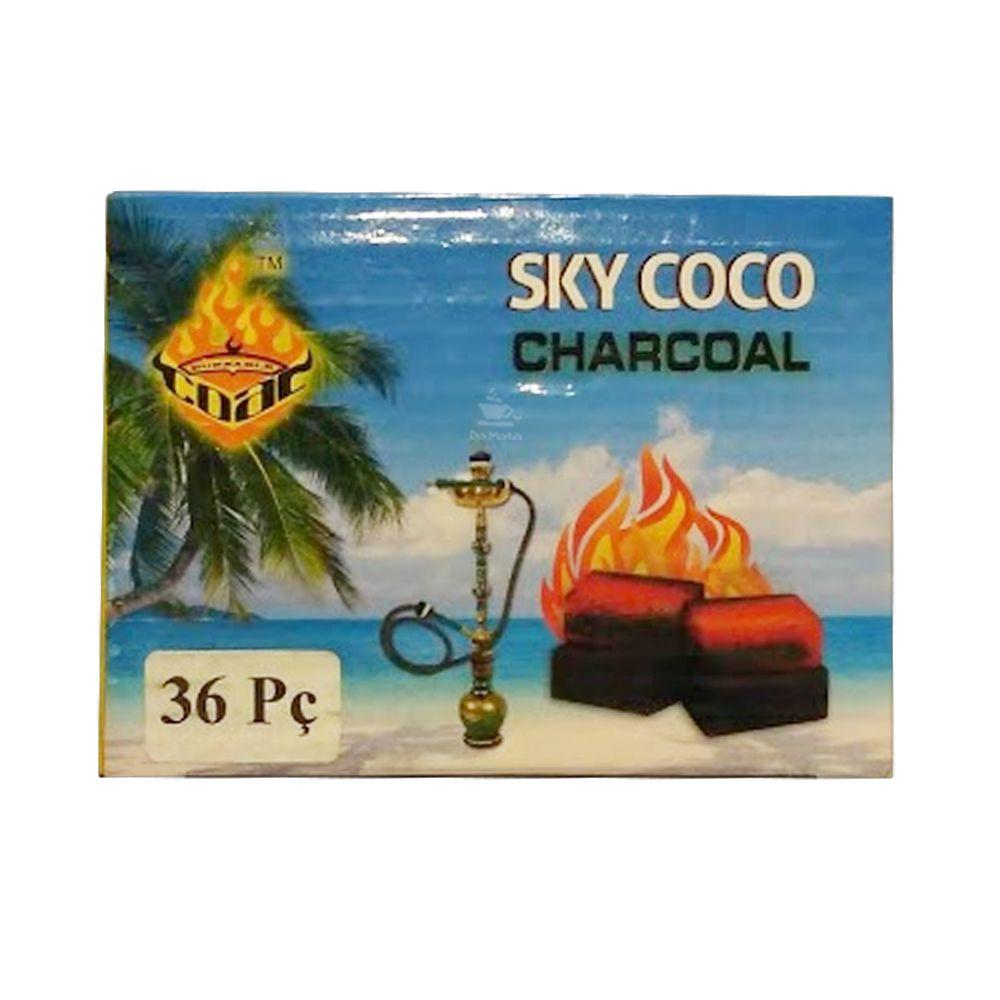 Carvão de Coco SkyCoco