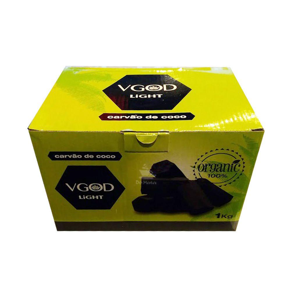 Carvão VGod - Light 1Kg