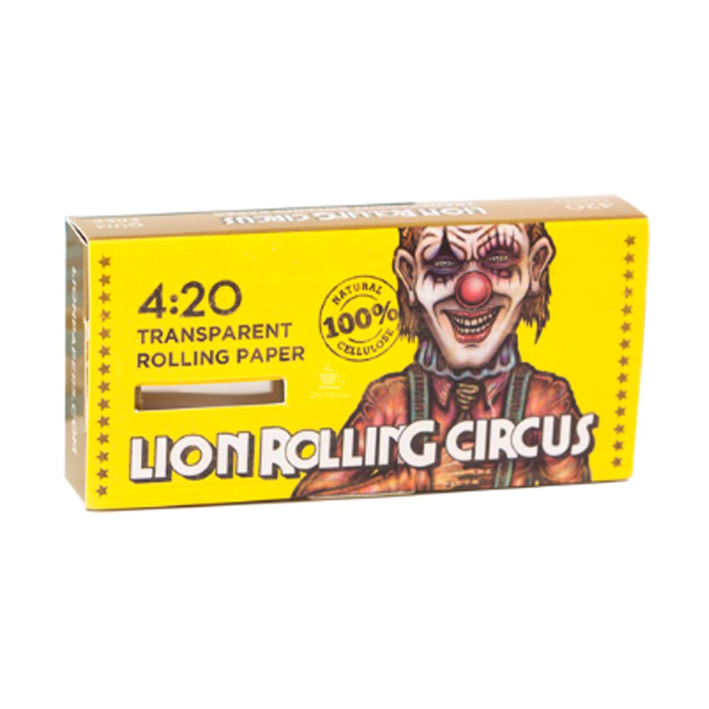 Celulose Lion Rolling Circus 4:20 1 1/4