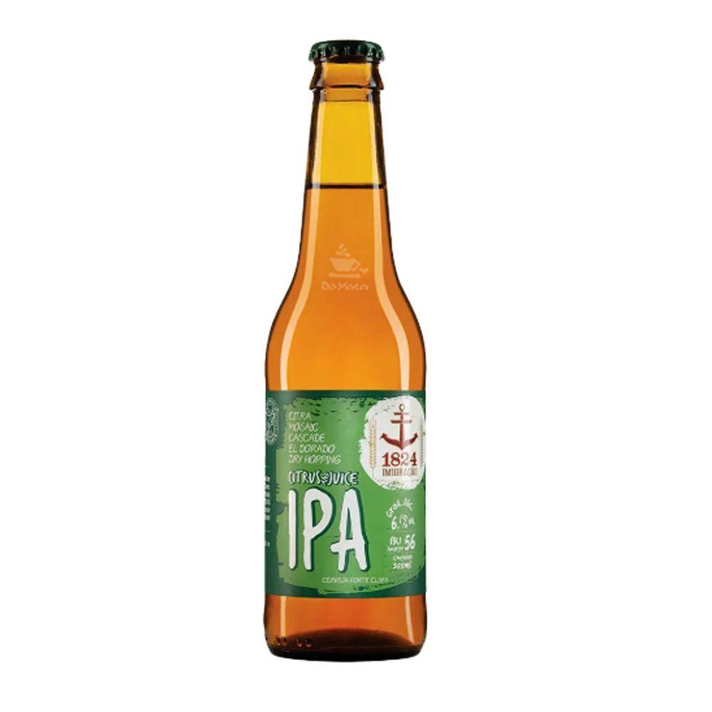 Cerveja 1824 Citrus e Juice 355ml