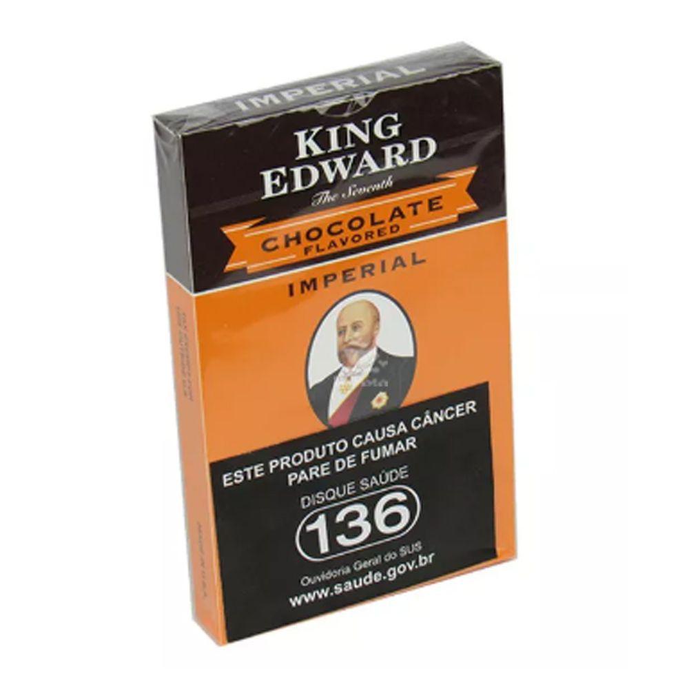 Charuto King Edward Chocolate