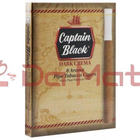 Cigarrilha Captain Black Dark Crema