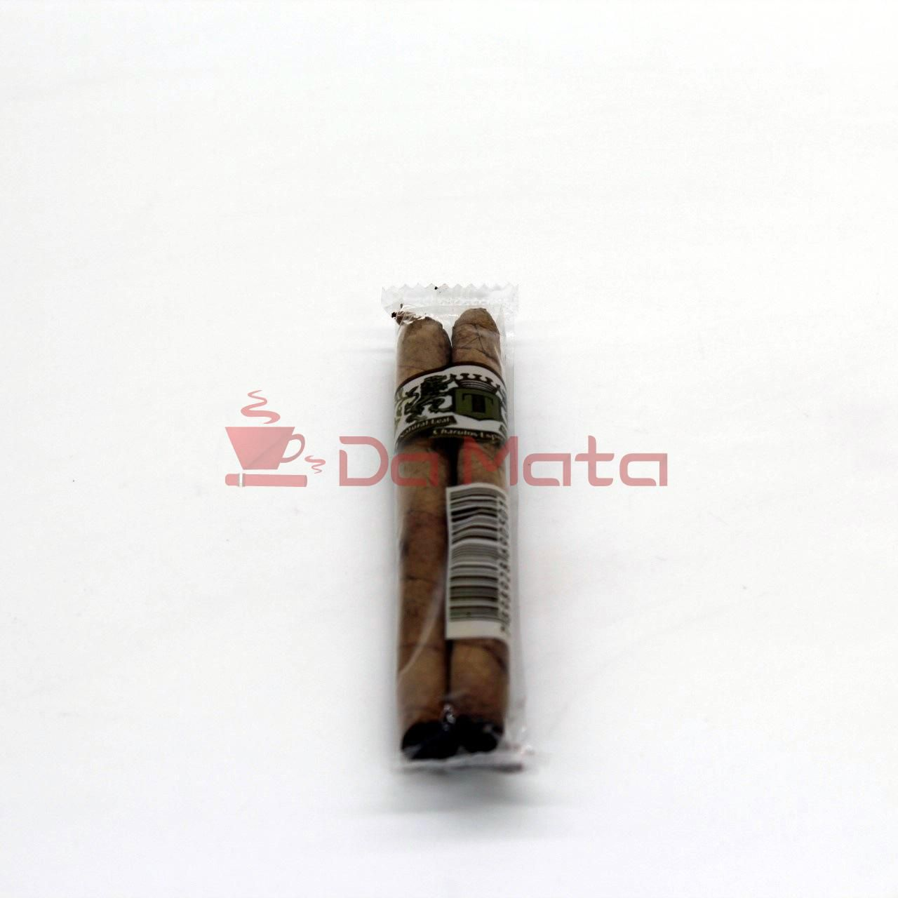 Cigarrilha Talvis Brown - 2 unidades