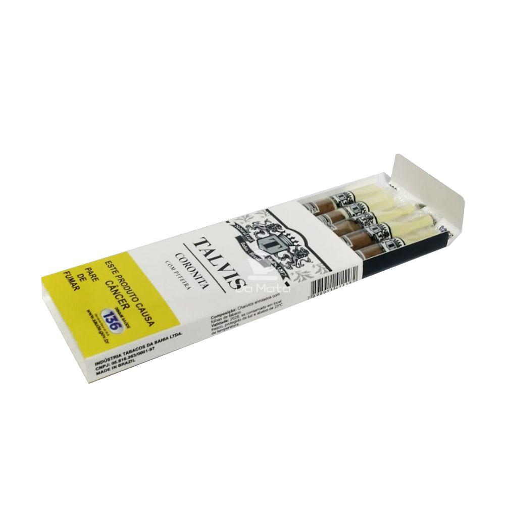Cigarrilha Talvis com Piteira