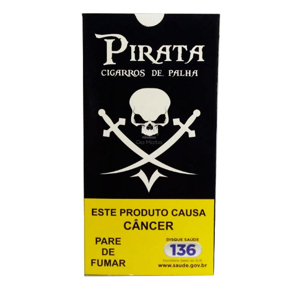 Cigarro de Palha Pirata