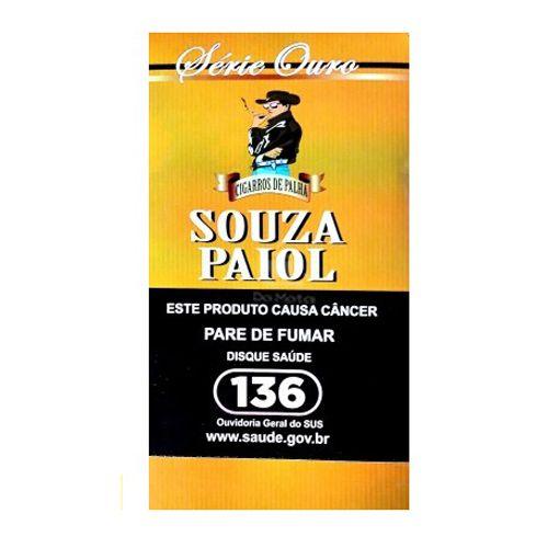 Cigarro de Palha - Souza Paiol - Série Ouro