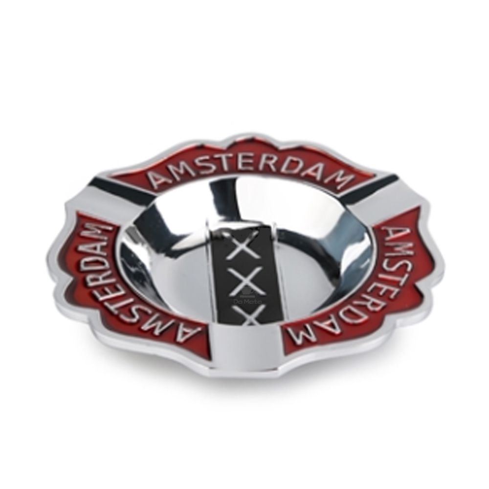 Cinzeiro de Metal Amsterdam