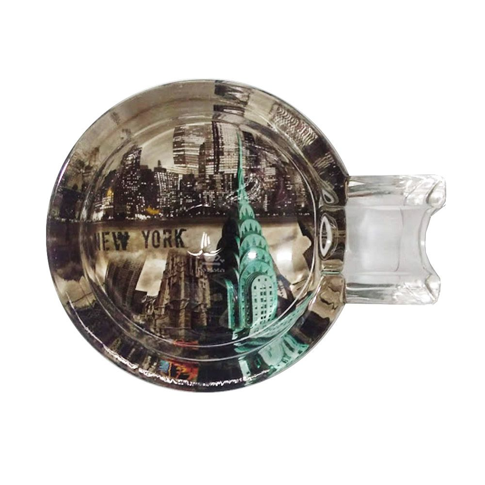 Cinzeiro de Vidro New York