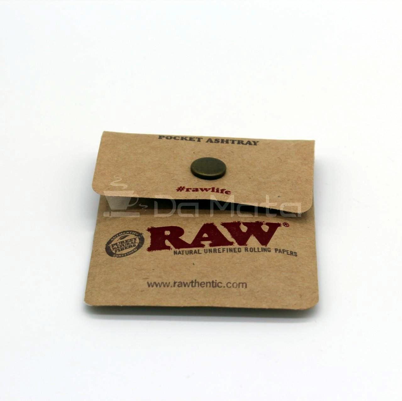 Cinzeiro portátil Raw
