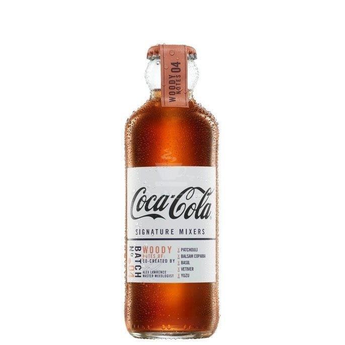 Coca-Cola, Importada, Signature Mixers, Woody notes 200ml - nº 4