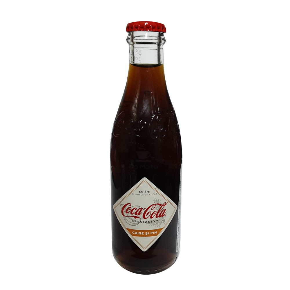 Coca-Cola Specialty, Caise Si Pin Import Romenia