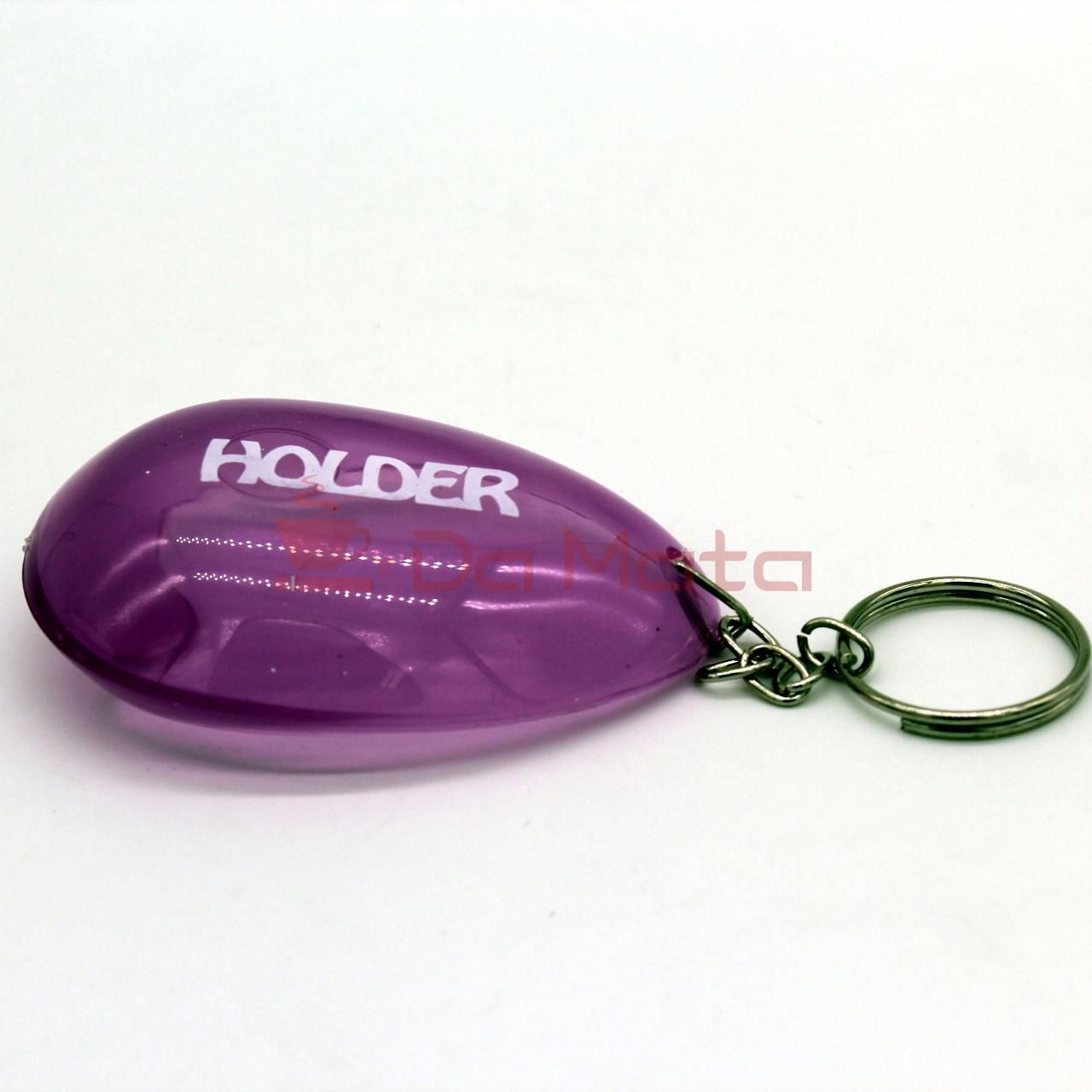 Cuia canoa Holder- Chaveiro