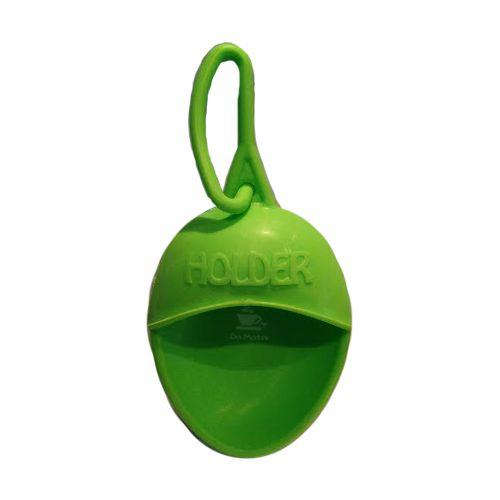 Cuia de Silicone - Chaveiro - Holder