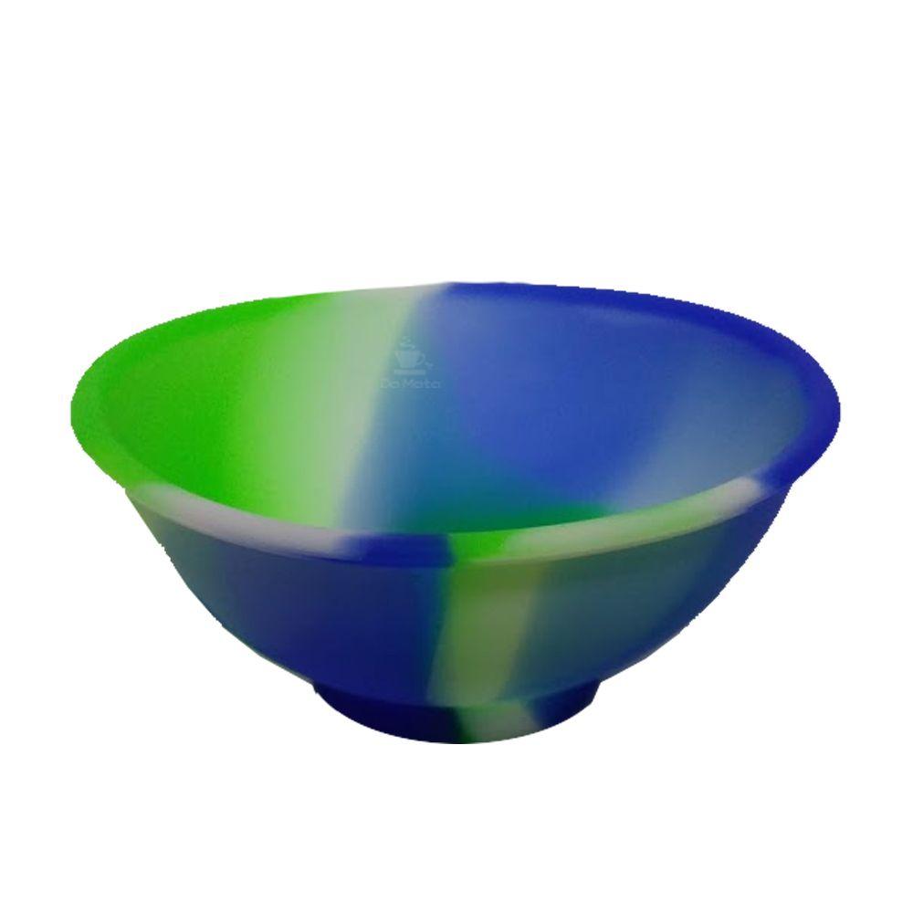 Cuia de Silicone Colorida
