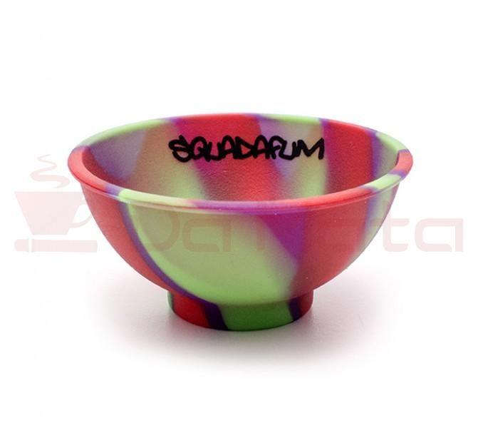 Cuia de silicone Squadafum