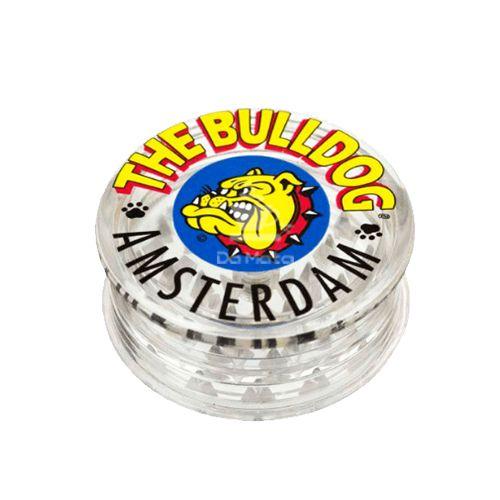 Dichavador de Acrílico - The Bulldog - 3 partes